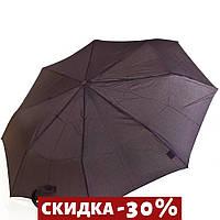 Складной зонт Airton Зонт мужской полуавтомат  Черный