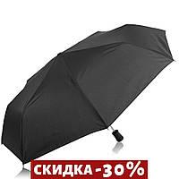 Складной зонт Trust Зонт мужской автомат Черный