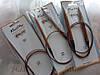 Дерев'яні спиці 80 см Ginger KnitPro (Джінджер КнітПро) 6,0 мм - Фото