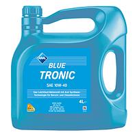 Моторное масло Aral Blue Tronic 10W-40 4л.