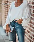 """Жіноча блузка """"Софт"""" від Стильномодно, фото 7"""