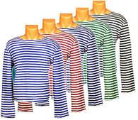 Тельняшки, майки и футболки оптом