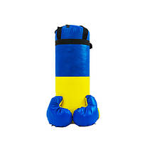 Средний боксерский набор Strateg «Ukraine» (2015S)