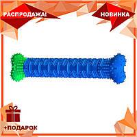 Зубная щетка для собак Сhewbrush | Щетка для чистки зубов собак Сhewbrush | Зубная щетка игрушка для собак