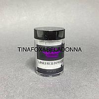 Акриловая пудра для наращивания ногтей Master Professional, прозрачная, 14г