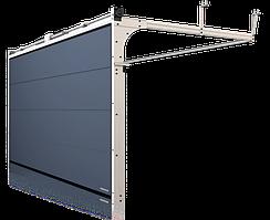 Подъемные гаражные ворота alutech 2000ш 1750в