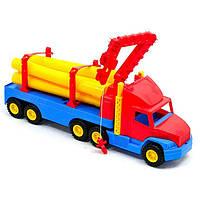 """Грузовик """"Super Truck"""" строительный Wader (36540)"""