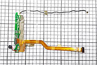 Нижняя плата i-INN Smartlet 3 со шлейфом и коаксиальным кабелем