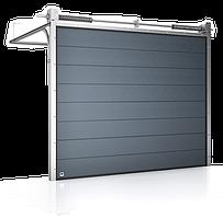 Гаражные ворота секционные Alutech Trend ширина 1750 высота 1750