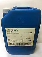 Моторне масло Aral Turboral 10W-40 20л.