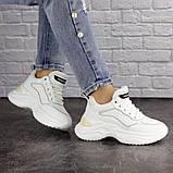 Кроссовки женские белые, фото 5