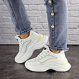 Кроссовки женские белые, фото 6