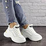 Кроссовки женские белые, фото 7