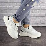Кросівки жіночі білі, фото 5
