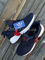 Мужские кроссовки в стиле Adidas AlphaBounce Instinct Blue