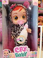 Кукла-плакса Cry Baby край бэби (30 см)  Код 03-1430