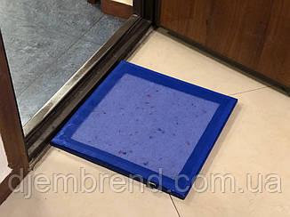 Дезинфицирующий коврик 50х50х3 см