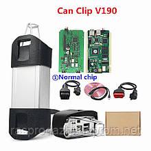 Сканер RENAULT CAN CLIP V190 — дилерский диагностический сканер