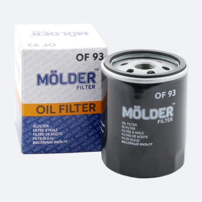 Фильтр масляный MOLDER OF93 (аналог WL7093/OC203/W71319)