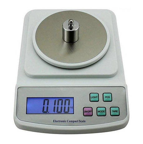 Весы лабораторные ПРОК SF-400 C (500 г), фото 2