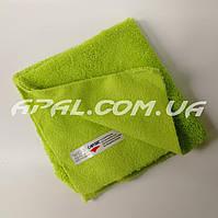 CARTEC Мікрофіброва серветка (зелена) Microfiber Cloth Ultra-Soft Green, 40х40см