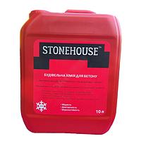 Пластификатор, строительная химия для бетона STONEHOUSE 10 л
