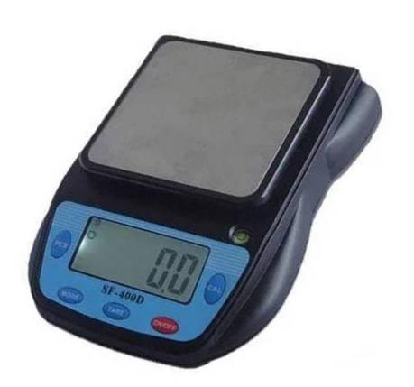 Весы лабораторные ПРОК SF-400-D3 (3 кг), фото 2
