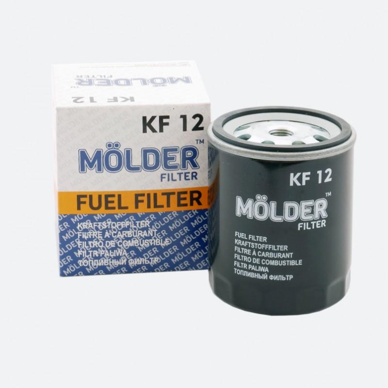 Фильтр топливный MOLDER KF12 (аналог WF8047/KC22/WK716)