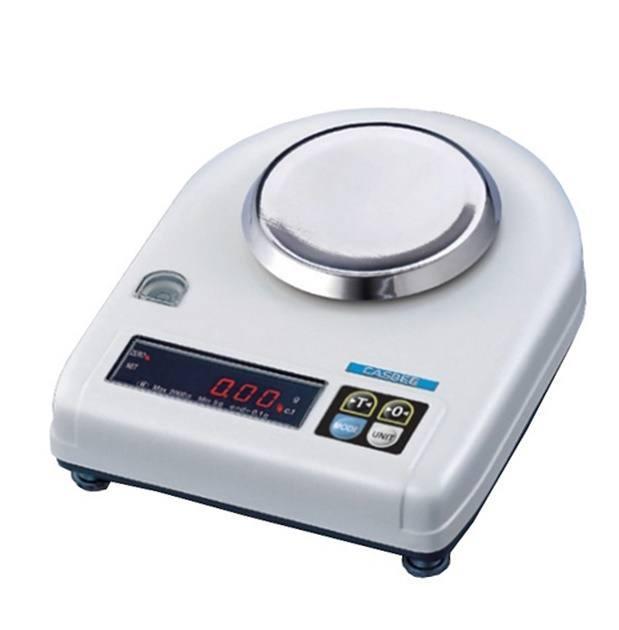 Весы лабораторные CAS MW-1200 (1200 г)