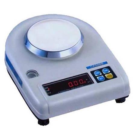Весы лабораторные CAS MW-1200 (1200 г), фото 2