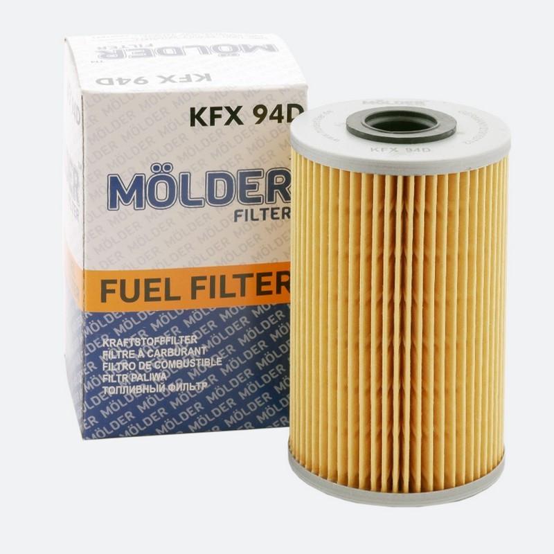 Фильтр топливный MOLDER KFX94D