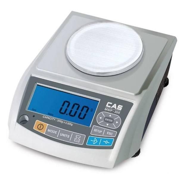 Весы лабораторные CAS MWP-600 (600 г)