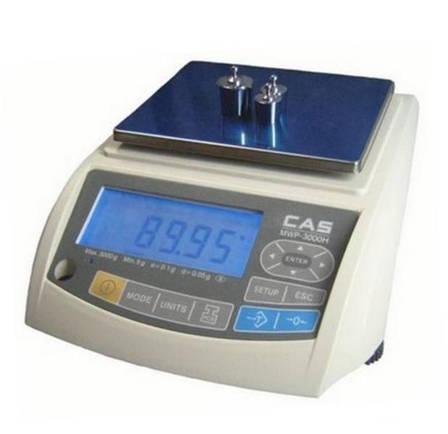 Весы лабораторные CAS MWP-1200 (1200 г), фото 2