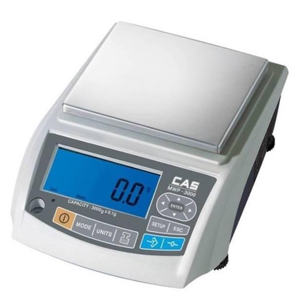 Весы лабораторные CAS MWP-3000 (3000 г)
