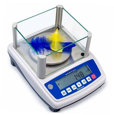 Ваги лабораторні Certus Balance CBA-300-0.05, фото 2