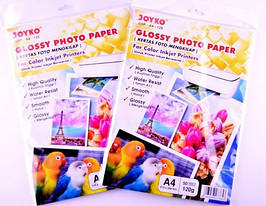Папір для фото GSP-F4-120 50 аркушів