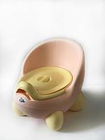 """Детский горшок-кресло """"Pasa"""" Irak Plastik, розовый"""