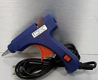 Клейовий пістолет 15Вт для стержнів 8мм 100-240V LTL14001