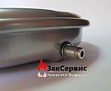 Расширительный бак 8л круглый на турбированный газовый котел Baxi/Westen 5663880, фото 3