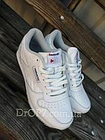 Мужские кроссовки в стиле Reebok Classic White