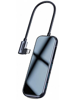 Адаптер Baseus Multi-functional Hub USB-C to HDMI/3xUSB 3.0/SD/MicroSD/PD