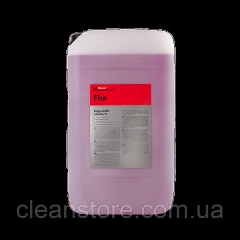 FELGENBLITZ alkalisch очиститель дисков щелочной, без кислот, 30 л., фото 2