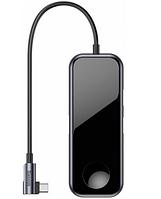 Адаптер Baseus Multi-functional Hub Type-C to 2 x USB3 + HDMI + Audio + PD + Apple Watch