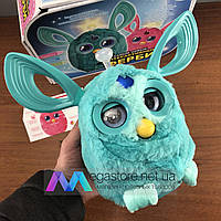Говорящая русскоязычная игрушка Hasbro Furby Connect Самый новый Интерактивный Ферби коннект бирюзовый