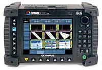 OmniScan дефектоскоп на фазированных решетках