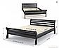 Кровать деревянная Mebigrand Верона, фото 4