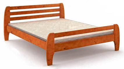 Кровать деревянная Mebigrand Милан