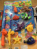 Детский набор Рыбалка с магнитом 03060
