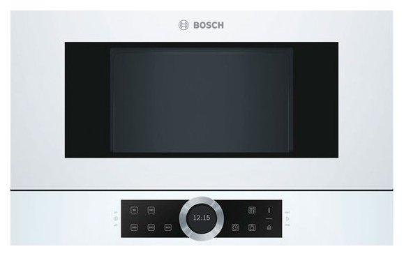 Встраиваемая микроволновая печь Bosch BFL 634GW1