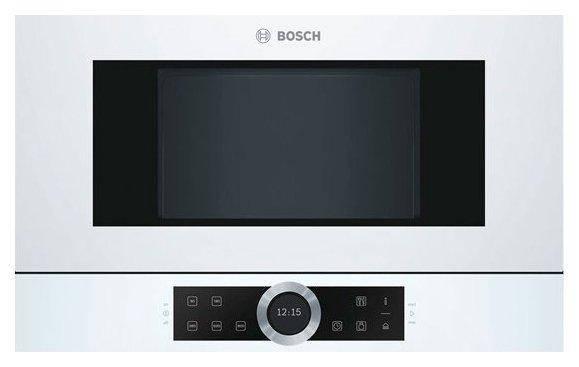 Встраиваемая микроволновая печь Bosch BFL 634GW1, фото 2